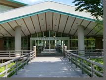 白神山地ビジターセンター 世界自然遺産 白神山地